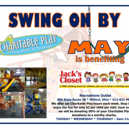 Charitable Play For Jack's Closet